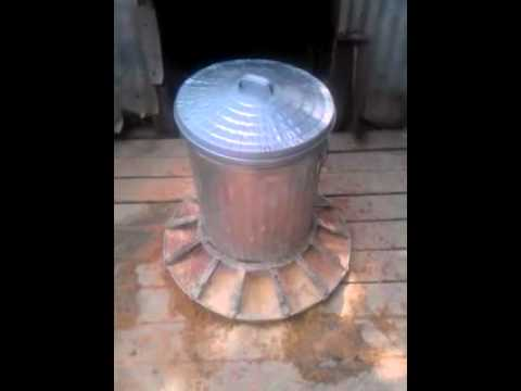 pig feeder - YouTube