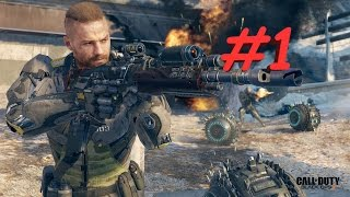 Call of Duty Black Ops 3 Realistic Difficulty - Walkthrough Part 1 Black Ops - (1080p60)