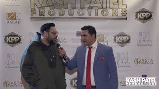 Badshah Interview at The Broward Center - Kash Patel Productions