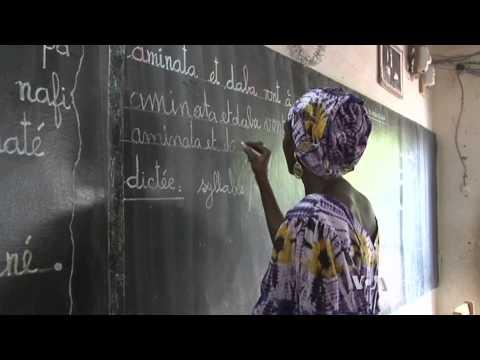 Senegal Takes Tech Approach to Women's Education