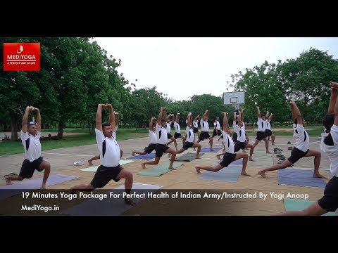 Yoga package For Army | Yoga For Corporate Employees in Delhi, Noida, Dlf city|
