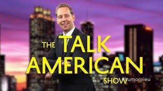Talk American Show: Harald Eia