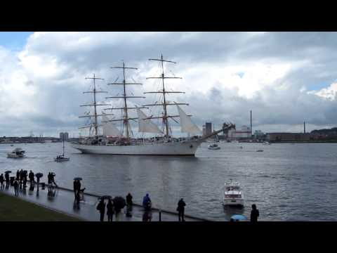 The Cutty Sark Tall Ships' Races in Aalborg, Denmark as of July 24, 2010. #2