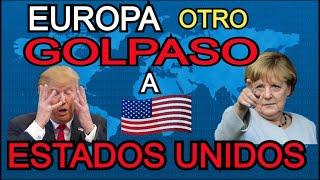 EUROPA ACEPTA a  CHINA y DEJA en   STAND BY  a EEUU ¡JUGADA MAESTRA  de CHINA !