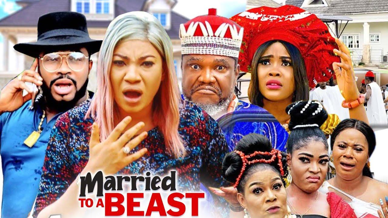Download MARRIED TO A BEAST 7&8 Queeneth Hilbert| Ugezu J Ugezu| Maleek Milton 2021 LATEST NIGERIAN FULLMOVIE