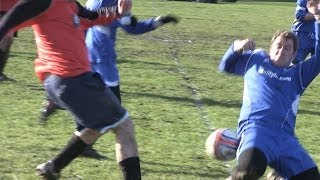 Sunday League football at it's very best. Reality FC's season highlights 2012/13