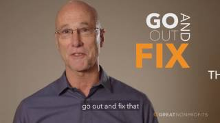How I discovered Passion and Purpose -Larry Fox
