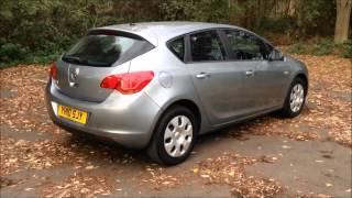2010 Vauxhall Astra Videos