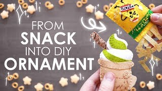 CREATING 16 SNACK ORNAMENTS  - Tokyo Treat Creations