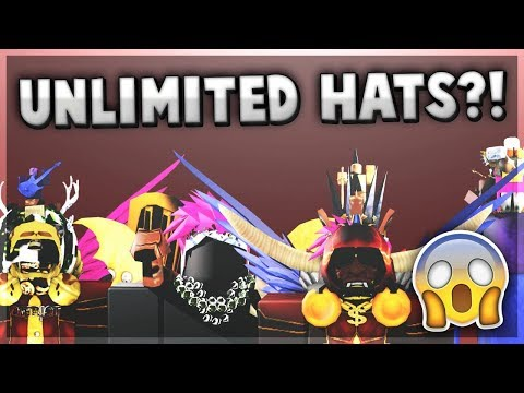 Download Youtube: ROBLOX UNLIMITED HATS!? (Wearing 10 MOST EXPENSIVE ROBLOX Items!) - Linkmon99 ROBLOX