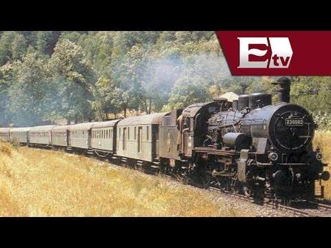 Tren de pasajeros deja de existir en México / Andrea Newman