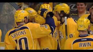 NASHVILLE PREDATORS  - OT Game Winner vs. Canucks (Jan 10)