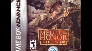 GBA-Longplay-Medal of Honor - Infiltrator HD (U)