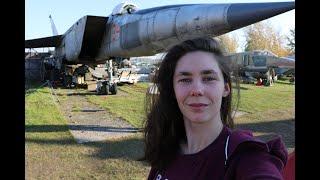 CEMENTERIO DE AVIONES SOVIETICOS #USSR | Li3pita Vlogs