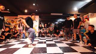 ARIYA vs GESO & JONA BEST4 WAAAPS BREAK vol.5 BOTY前日SPECIAL DANCE BATTLE
