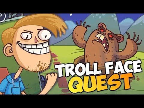 Troll Face Quest Video Memes - ФИНАЛ