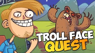 Troll Face Quest Video Memes - ФИНАЛ