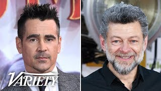'The Batman' Eyes Colin Farrell as Penguin, Andy Serkis as Alfred Pennyworth
