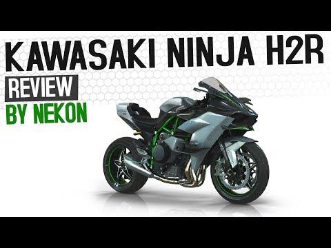 Kawasaki Ninja H2R Review by Nekon