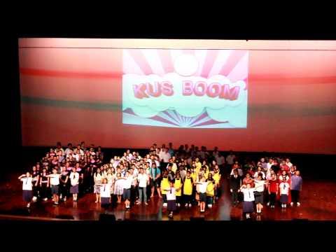 ประชาสัมพันธ์กีฬาสี 58 - สาธิตเกษตร/BOOM KUS