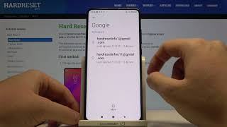 How to Log out from Gmail Account on XIAOMI MI 9T – Sign out Gmail Account