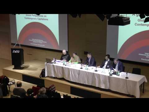 Opening A Great Transformation? Global Perspectives on Contemporary Capitalisms