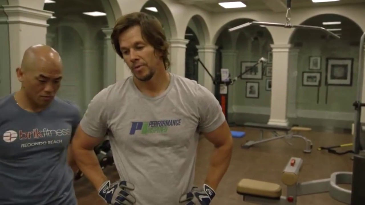 Mark Wahlberg workout 2017 - YouTube