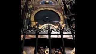 Страсбургский собор. Астрономические часы.(Астрономические часы для Страсбургского собора были изготовленные в 1354г., показывали не только время и..., 2011-07-03T11:29:35.000Z)