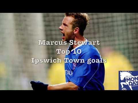 Marcus Stewart - Top 10 ITFC Goals