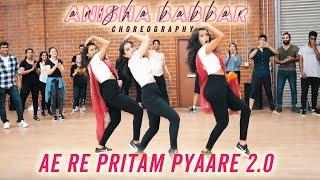Pritam Pyaare REPRISED | Anisha Babbar Choreography | Bollywood Funk