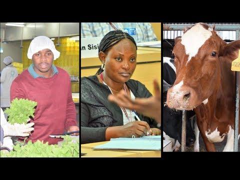 Nurturing Agribusiness Investors - Primary Production Program