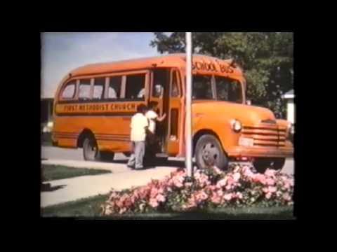 A circa 1960 video about The Children's Village in Fargo