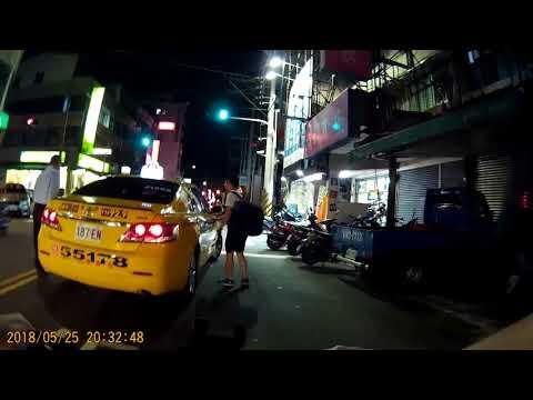 【】187-EN 在妨礙其他人車通行處停車