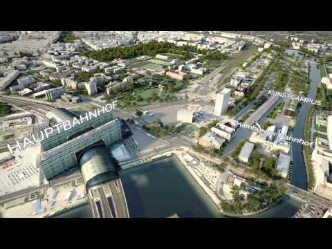 KunstCampus - Berlin's new residential riverside