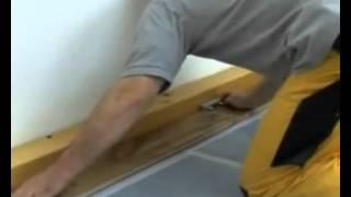 укладка массивной доски BOEN Solid Plank(, 2015-05-17T09:00:26.000Z)