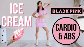 Download Lagu Blackpink Ice Cream With Selena Gomez Cardio Abs Workout Emi MP3