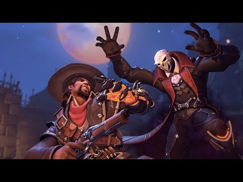 [PC] Overwatch Halloween Event LIVE!!!! (almost)