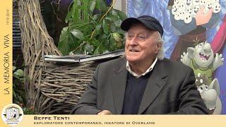 Un eterno ragazzo curioso: Beppe Tenti (Overland)