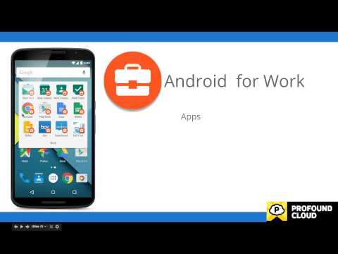 What Android for Work Means for Your Business