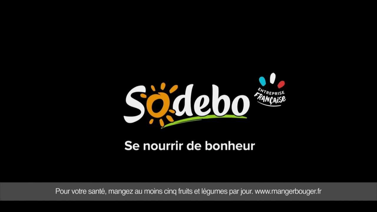 """Musique de la pub Sodebo """"se nourrir de bonheur"""" Pub 90s 2021"""