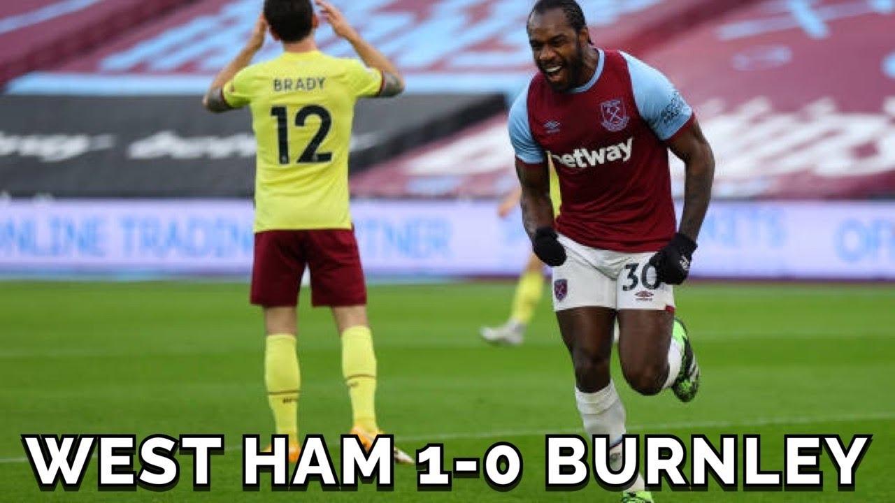 Download West Ham 1-0 Burnley | Highlights In Words | LIVE | Premier League