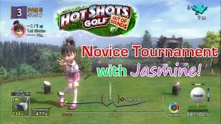 Hot Shots Golf: Out of Bounds - Challenge Mode! ( Part 1 )