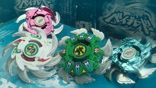 Beyblade Modification! Spin Heat Weight Disks on Old Generation Beyblades - GEARED SHURIKENS?