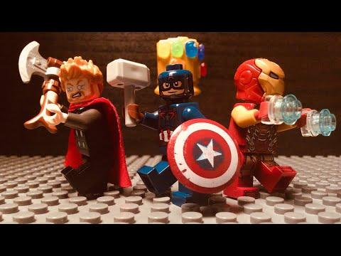 Lego Avengers Endgame Final Battle