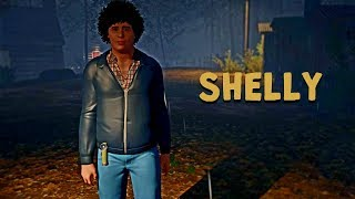 Shelly the troll  - friday the 13th the game