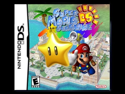 Playing Super Mario Sunshine Ds Download Pc And Android Youtube