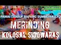 MERINDING-DRAMA KOLOSAL SIDOWARAS SUMBERMUYO