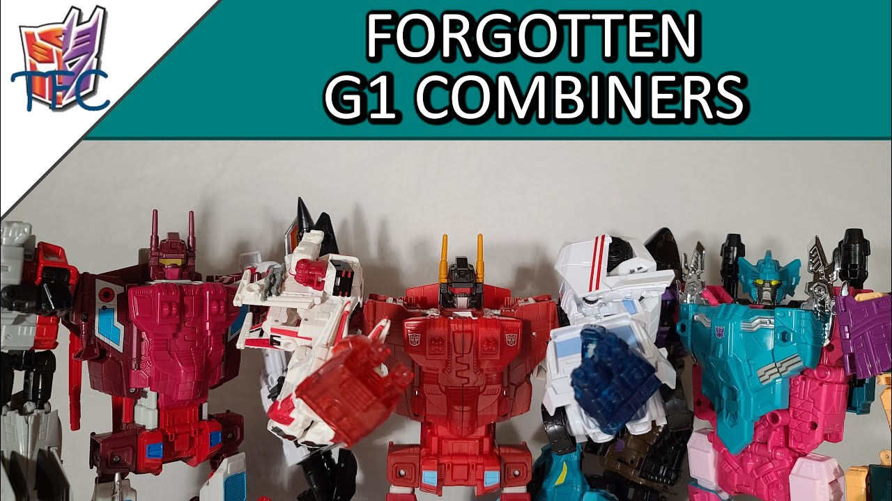 TF Collector Forgotten G1 Combiners Review!