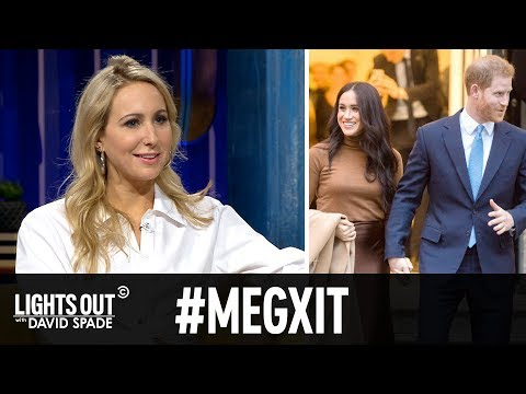 Harry and Meghan: Coming to (North) America? (feat. Nikki Glaser) - Lights Out with David Spade