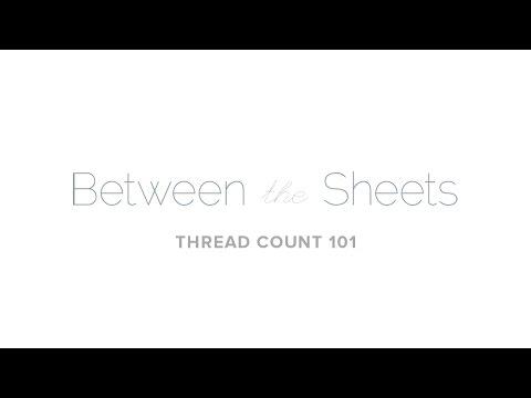 Episode 2 - Thread-count 101